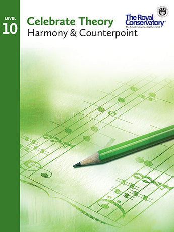 Celebrate Theory Harmony & Counterpoint 10