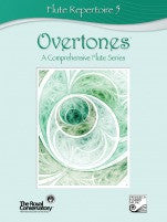 RCM Overtones Series - Flute Repertoire (w/CD), Level 5 - Canada