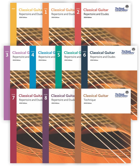 RCM Classical Guitar Set