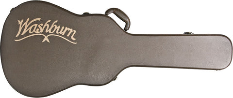 Washburn Hardshel Guitar Case - Dreadnought Size