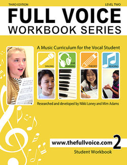 Full Voice - Workbook Series, 3rd Edition - Level Two - Canada