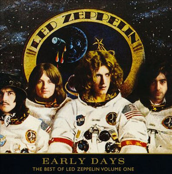 Led Zeppelin - Eary Days: The Best Of Led Zeppelin Vol.1 (Guitar/Vocal) - Canada