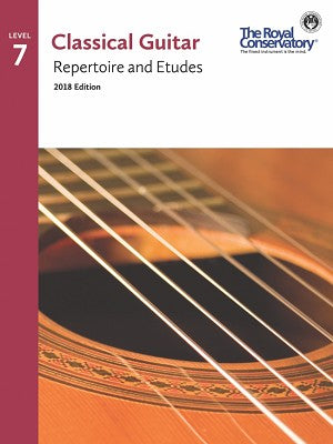 RCM Bridges Series - Repertoire and Studies, Level 7