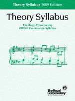 RCM Theory Syllabus - 2009 Edition - Canada