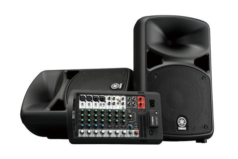 Yamaha Stagepas 600BT Portable PA System w/ Bluetooth