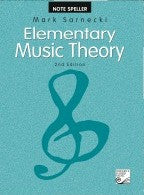 Mark Sarnecki - Elementary Music Theory, 2nd Edition - Note Speller - Canada