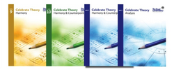 Celebrate Theory Harmony & Counterpoint and Analysis Set