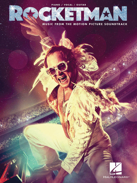 Rocketman Music from the Motion Picture Soundtrack (PVG & EASY PIANO)