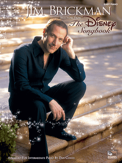 Jim Brickman - Selections from the Disney Songbook (Easy Piano)