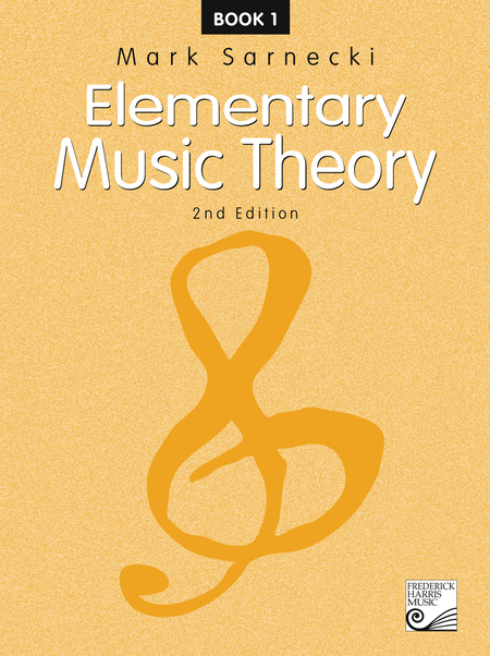 Mark Sarnecki - Elementary Music Theory, 2nd Edition - Book 1