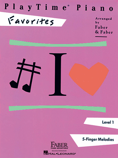 PlayTime Favorites - Level 1