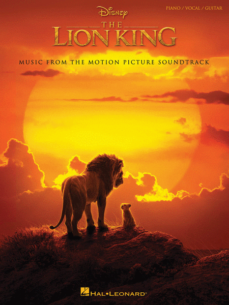 The Lion King - PVG - Music from the Disney Motion Picture Soundtrack