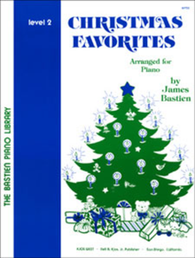 Christmas Favorites - The Bastien Piano Library Level 2 - Canada