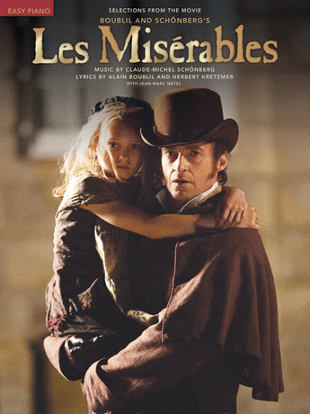 Les Miserables Easy Piano Selections from the Movie