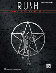 Rush - Sheet Music Anthology