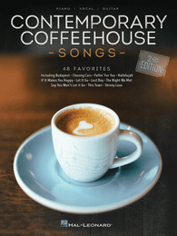 Contemporary Coffeehouse Songs - 2nd Edition