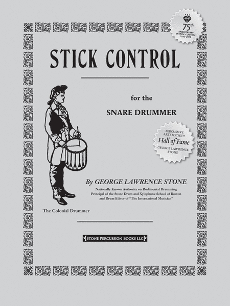 Stick Control for the Snare Drummer