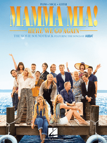 Mamma Mia! - Here We Go Again The Movie Soundtrack Featuring the Songs of ABBA