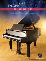 First 50 Piano Duets