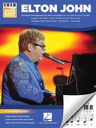 Elton John - Super Easy Songbook