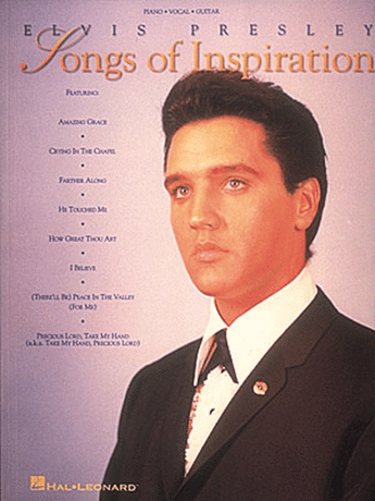 Elvis Presley Songs of Inspiration