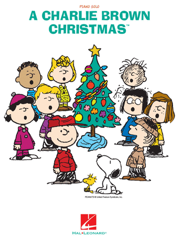 A Charlie Brown Christmas (Piano Solo)