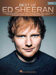 Best of Ed Sheeran for Easy Piano - Updated Version