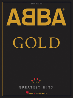 ABBA Gold (Greatest Hits) - Easy Piano