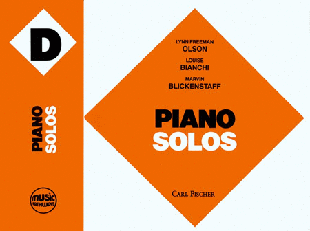 Music Pathways - Piano Solos D