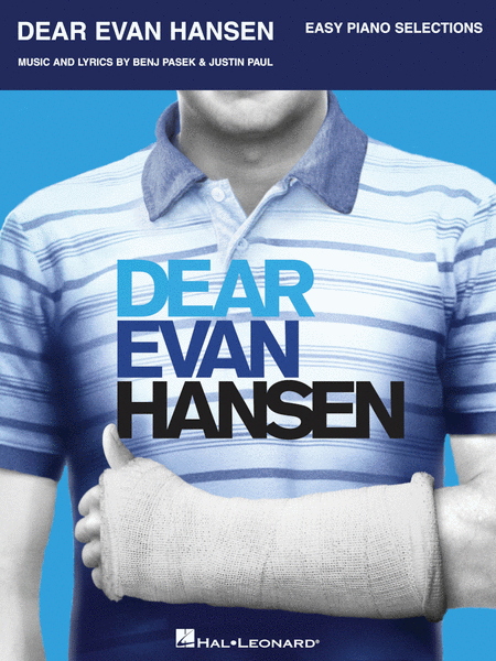 Dear Evan Hansen - Vocal Selections