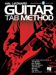 Guitar Tab Method 1