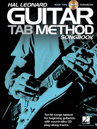 Guitar Tab Method Songbook 2