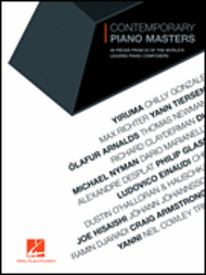 Contemporary Piano Masters 40 Pieces from 20 of the World's Leading Piano Composers