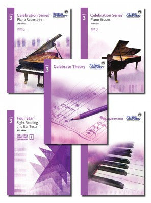 RCM Celebration Series Bundle Level 3