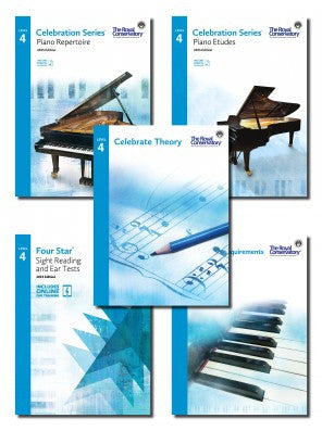 RCM Celebration Series Bundle Level 4