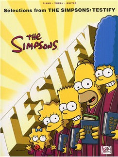 Selections from The Simpsons: Testify