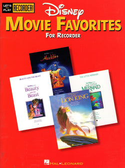 Disney Movie Favorites - Let's Play Recorder! - Canada