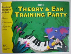Bastiens' Invitation to Music - Theory & Ear Training Party Book C - Canada