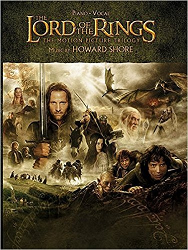 The Lord Of The Rings Trilogy (Piano Vocal)