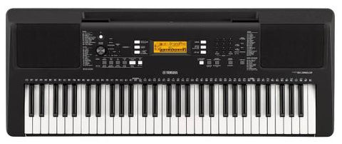 Yamaha PSRE363 Touch Sensitive Portable Keyboard