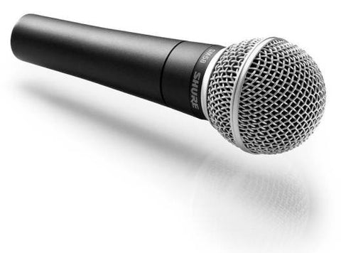 Shure SM58 Unidirectional Dynamic Mic - Canada