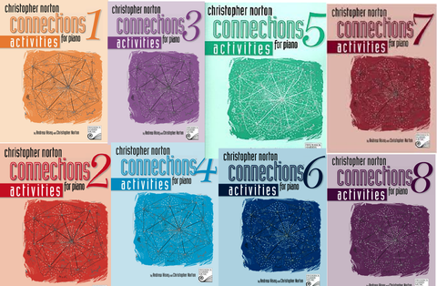 Complete Christopher Norton Connections® Activities Set