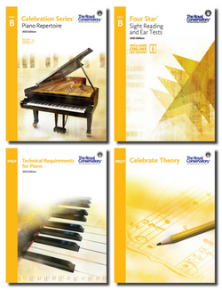 RCM Celebration Series Bundle Preparatory B Level