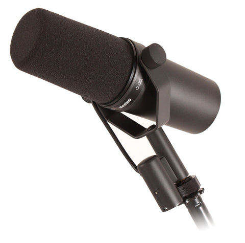 Shure SM7B Large Diaphragm Cardioid Dynamic Microphone