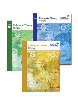 RCM Celebrate Theory Set: History - Canada