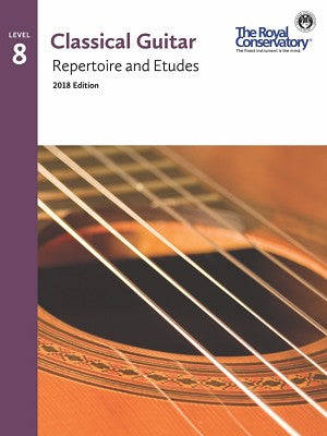 RCM Bridges Series - Repertoire and Studies, Level 8