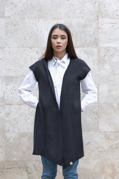 Essential Wool Vest