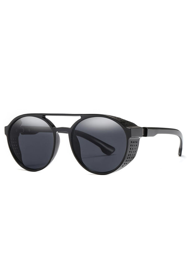 Side Grill Sunglasses Black