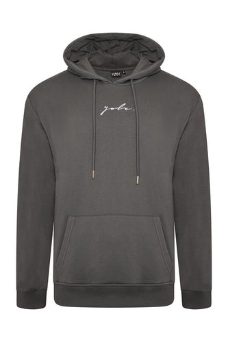 Signature Hoodie Charcoal