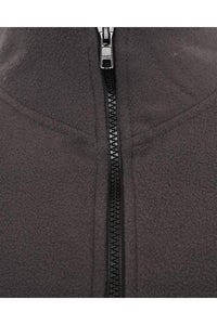 Signature Polar Fleece Charcoal